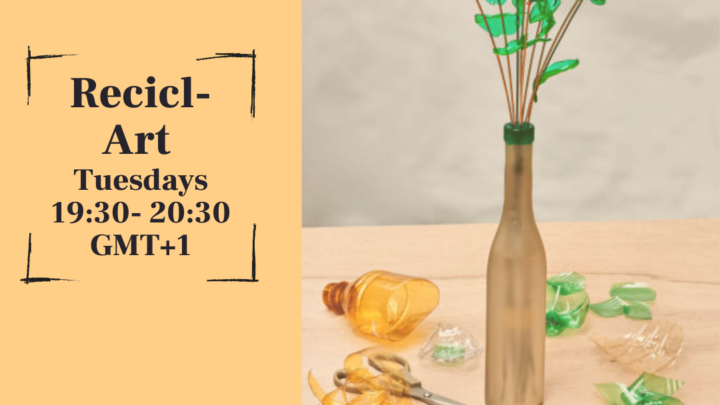 Join Us on Tuesdays at Recicl-Art!