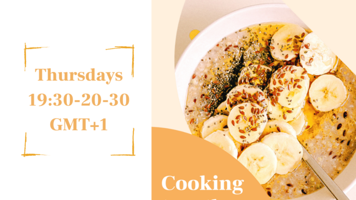 Cook With Us on Thursdays!