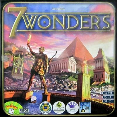 Board Games Club – 7 Wonders